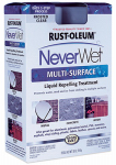 Rust-Oleum 274232 NeverWet Liquid Repelling, Multi-Surface Spray Kit, 18-oz.