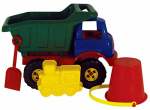 Water Sports 81062-5 Sand Truck and Toy Kit