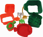Water Sports 81067-0 Ye Ol Sand Castle Kit
