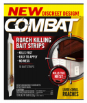 Dial 00973 Roach Killing Bait Strip, 10-Ct., .68-oz.