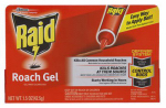 S C Johnson Wax 73794 Raid 1.5OZ Roach Gel
