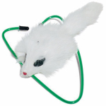 Ethical Products 2427 A-Door-Able Bouncing Mouse Cat Toy