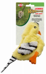 "Ethical Products 2795 8"" Goldfinch Cat Toy"
