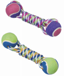 "Ethical Products 5080 10"" Dumbbell Dog Toy"