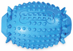 Ethical Products 5602 Dura-Flex Football Dog Toy, Rubber, 4.5-In.
