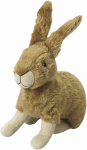 Ethical Products 5959 Woodland Collection Rabbit Dog Toy, 8.5-In.