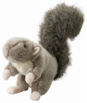 Ethical Products 5962 Dog Toy, Squirrel, 9.5-In.