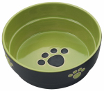 "Ethical Products 6900 Fresco 7"" GRN Dog Dish"