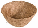 Panacea Products 84166 Coco Plant Liner, Round, 10 x 7-In.
