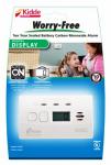 Kidde Plc 21010047 Carbon Monoxide Alarm, 10-Year