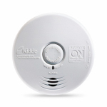 Kidde Plc 21010170 Worry-Free 10-Year CO & Smoke Alarm, Kitchen Area