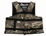Stearns 3000001693 Adult Max4 Camo Vest