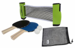 Franklin Sports Industry 6870 Table Tennis Set, Portable