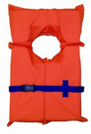 Stearns 3000004480 Floatation Vest, Orange, Universal Size