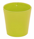 "Deroma 5700591B 5.9"" GRN Urban Wall Pot"