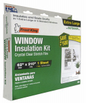 Thermwell V95H Outdoor Window Film Insulation Kit, 62 x 210-In.