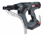 Senco Fastening Systems 7W0001N Lithium-ion Collated Screw Gun Kit,  Cordless,  1 - 2-In. Capacity, 18-Volts
