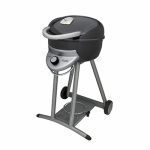 Char-Broil 15601900-DI Bistro Infrared Gas Grill, LP,  Black, 12,000-BTU