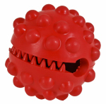 Petmate 30913 LG Knobb Treat Ball Toy