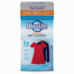 Summit Brands DCS04N At-Home Dry Cleaner, Fresh Scent, 6-Ct.