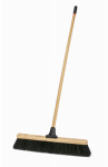 Cequent Consumer Products 1435A Flexsweep Jobsite Push Broom, Industrial,  24-In.