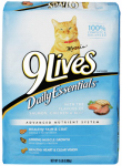 Del Monte Foods 517190 9Lives 22LB Cat Food
