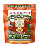 Dr Earth 702P 4LB RSE/FLWR Fertilizer