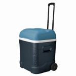 Igloo 34071 Maxcold Cooler, Telescoping Handle, 101-Can Capacity, 70-Qts.