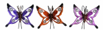 Forever Gifts G130300076 Butterfly Pot Percher, Metal