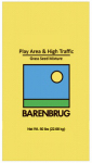 Barenbrug Usa 13086 Grass Seed, Play Area & High Traffic, 50-Lbs.