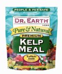 Dr Earth 725 Kelp Meal Organic Fertilizer, 2-Lb. Box 1-0.5-2