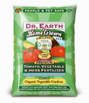 Dr Earth 733 Home Grown Tomato, Vegetable & Herb Organic Fertilizer, 5-7-3, 25-Lb. Bag