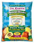 Dr Earth 804 Natural Wonder Fruit Tree Planting Mix, 1.5-Cu. Ft.