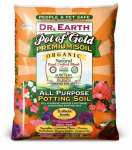 Dr Earth 728 Potting Soil, All-Purpose, 1.5-Cu. Ft.