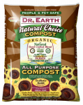 Dr Earth 803 Compost, All-Purpose, 1.5-Cu. Ft.
