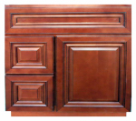 "Bojobo V302134DL-CAC 30"" Cherr 1DR Cabinet"