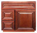 """Bojobo V302134DL-PAS 30"""" Sunset 1DR Cabinet"""