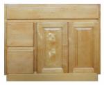 """Bojobo V362134DL-PAS 36"""" Sunset 1DR Cabinet"""