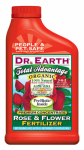 Dr Earth 1011 Total Advantage Rose & Flower Organic Fertilizer, 5-7-2, 24-oz. Concentrate