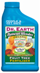 Dr Earth 1013 Fruit Tree Organic Fertilizer, 7-4-2, 24-oz. Concentrate