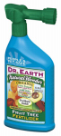 Dr Earth 1018 Fruit Tree Organic Fertilizer, 7-4-2, 32-oz. Ready-to-Use