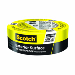 3M 2097-36EC Painter's Tape, Exterior, Blue, 1.41-In. x 45-Yds.