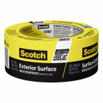 3M 2097-48EC Blue Painter's Tape, Exterior, 1.88-In. x 45-Yds.