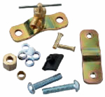 Brass Craft Service Parts PNEV-NCVX D Self-Piercing Tap Valve, 3/8 To 1 x 1/4-In. O.D.