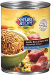 American Distribution & Mfg 508430 Dog Food, Canned, Lamb Rice Barley, 13.2-oz.