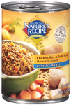 American Distribution & Mfg 508420 Dog Food, Canned, Chicken Rice Barley, 13.2-oz.