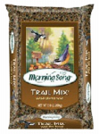 Scotts Song Bird 1022297 Morning Song Wild Bird Food, Trail Mix, 5-Lbs.