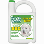 Sunshine Makers 2010000415306 Oxy Dog Pet Stain & Odor Remover, 1-Gal.