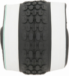 Bell Sports 1006905 Beach Cruiser Whitewall Bicycle Tire, 26-In., Fits 1.75 - 2.125-In.