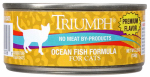 Sunshine Mills 00326 Cat Food, Canned, Premium Ocean Fish, 5.5-oz.
